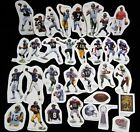 NFL Peel-Off Stickers by Player (assorted)  ..... Pick from the drop down menu