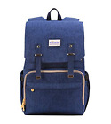 SUNVENO Baby Diaper Bag Diaper Changing Backpack