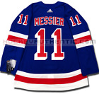 MARK MESSIER NEW YORK RANGERS HOME AUTHENTIC PRO ADIDAS NHL JERSEY