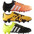 adidas FOOTBALL BOOTS UK 6 - 12 ACE X 15.2 LEATHER FIRM GROUND SOCCER MEN'S