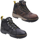 Dr Martens Grapple Safety Boots Mens Industrial Leather Hiker Toe Cap Work Shoes