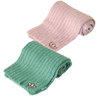 Adidas Originals Knitted Scarf Cable Knit Neck Warmer Snood  Womens