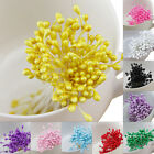 150PCs Pearl Flower Stamen Pistil Cake Decoration For DIY Double Heads 55mm/2.2""