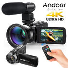 Andoer Full HD WiFi 1080P 24MP Digital Video Camera DV Camco