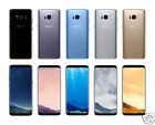 Samsung Galaxy S8 Plus AT&T Android Smartphone Silver Blue Gold Black Gray 64GB