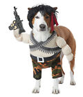 Внешний вид - Rambo Action Hero Dog Pet Funny Costume