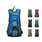 CYCLING BICYCLE HYDRATION WATER PACK BAG BACKPACK BIKE SPORTS MULTI COLORS