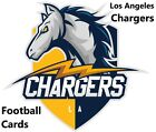 You Pick Your Cards - Los Angeles Chargers Team- Football Card Selection $7.95 USD on eBay