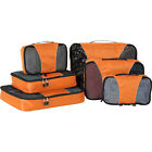 Внешний вид - eBags Packing Cubes - 6pc Sampler Set 8 Colors Travel Organizer NEW