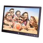 """15"""" Touch Button Digital Photo Frame  Album Picture MP4 Player Remote Control US"""