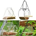 Wild Bird Feeder Squirrel Proof Outdoor Garden Seed Food Tree Hanging Patio US