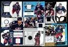 COLUMBUS BLUE JACKETS AUTOGRAPH JERSEY NHL HOCKEY CARD SEE LIST $10.0 CAD on eBay