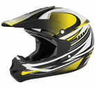 Cyber UX-23 Dyno Youth MX Offroad Helmet Yellow/Black/White