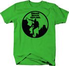Mountain Rock Climbing Gear Quote Dream Reach Explore  Color T-Shirt