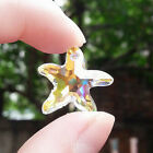 Fashion Charm Crystal Five Point Star Starfish Pendant DIY Jewelry DIY Making