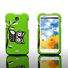 For BLU Studio 5.0 Case (D530 D520) - Hard Slim Rubberized Snap-On Phone Cover
