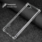 For BlackBerry Key 2 LE, IMAK Shockproof Soft TPU Case Cover + Screen Protector