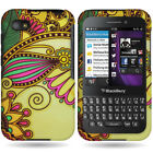 New Stylish Hard Front Back Design Cover Case For Blackberry Q5