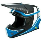 Moose Racing FI Session MIPS Helmet / Black/Blue - All Sizes