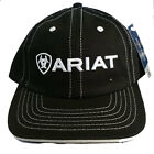 Внешний вид - 10020840 Ariat Team II Cap - Black with White Embroidery NEW