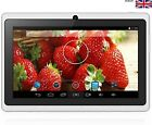 "7 "" Zoll Q88 Tablette Pc mit Allwinner A33 Quad Core Android Tablet,Schwarz,Weiß"