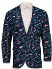 Houston Texans NFL Ugly Business Sport Coat Repeat Logo by Forever Collectibles on eBay
