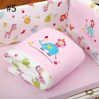 Baby Newborn Bedroom Beddings Bed Bumper Backrest Sleeping Mattress Pillow Set