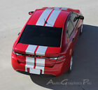 Complete Hood Racing Stripes RALLY Graphics Kit Decals For Dodge Dart 2013-2016 $156.98 USD on eBay