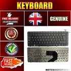 NEW HP PAVILION G6-1159SA NOTEBOOK LAPTOP BLACK KEYBOARD UK LAYOUT