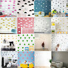 Cute Removable Wall Stickers Art Mural Decals Kids Baby Nursery Room Home Decor