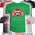 Star Wars Stormtrooper Xmas T-Shirt Christmas Ugly Funny Storm Trooper Empire $12.11 USD on eBay
