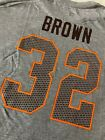 NFL Cleveland Browns Women's Brown Hall of Fame Shirt, Size 1X, 2X, 4X $12.99 USD on eBay