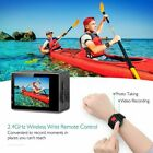 Waterproof Ultra 4K Wifi 1080P HD Sports Action Camera DVR DV Camcorder Control