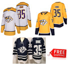 Hockey Jersey NASHVILLE PREDATORS Pekka Rinne 35 free shipping NEW