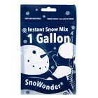 SnoWonder Instant Snow Fake Artificial Snow for Cloud Slime & Holiday Decoration