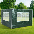 New 3m Canopy Gazebo Marquee Tent Replacement Exchangeable Side Walls Panels