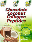 COLLAGEN PEPTIDES - CHOCOLATE & COCONUT - Hydrolyzed Anti-Aging Protein Powder