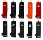 NFL TEAM CRESTED GOLF TRI FOLD TOWEL on eBay
