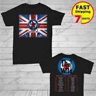 The Who Moving On Tour Dates 2019 T-Shirt Full Size Men Black Shirt Gildan image