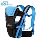 Baby Carrier Belly Carry Back 0-30 Months Breathable Front Facing Baby Carrier