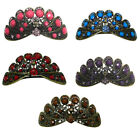 This Wk's Deal Large Barrette Wing Spreading Phoenix Hair Clip For Women Od5899