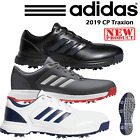 ADIDAS CP TRAXION GOLF SHOES MENS GOLF SHOES ALL SIZES WATERPROOF NEW 2019
