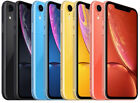 Apple iPhone XR T-Mobile Smartphone Black Blue Corel Red White Yellow 64GB