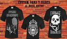 Custom Print Band T-Shirts - Customised Personalised Music Punk Metal Rock
