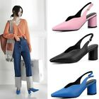 Stylish Womens 2019 Summer Beach Holiday Sandals Slipper Shoe Leisure Pointy Toe
