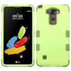 For LG Stylo/Stylus 2 TUFF Rugged Hybrid Phone Protector Case Cover