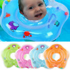 Baby Infant Swimming Pool Bath Neck Floating Inflatable Ring Built-in Bel Bathin, used for sale  China