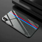 iPhone X / XR / XS / XS Max Carbon Fiber Shockproof Luxury Case Cover