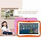"7"" INCH KIDS ANDROID 4.4 TABLET PC QUAD CORE WIFI HD CHILD CHILDREN 8GB IL"