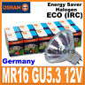 20X OSRAM IRC ECO 14W 20W 35W 50W MR16 GU5.3 Energy Save halogen lamp